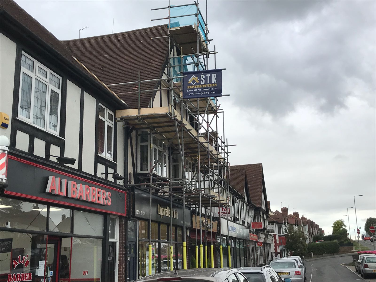Scaffolding company Worcester Park
