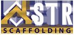 STR Scaffolding Logo